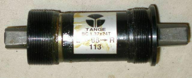 TANGE TAPER SHIMANO BB-UN54 BICYCLE BOTTOM BRACKET BIKE PARTS 3