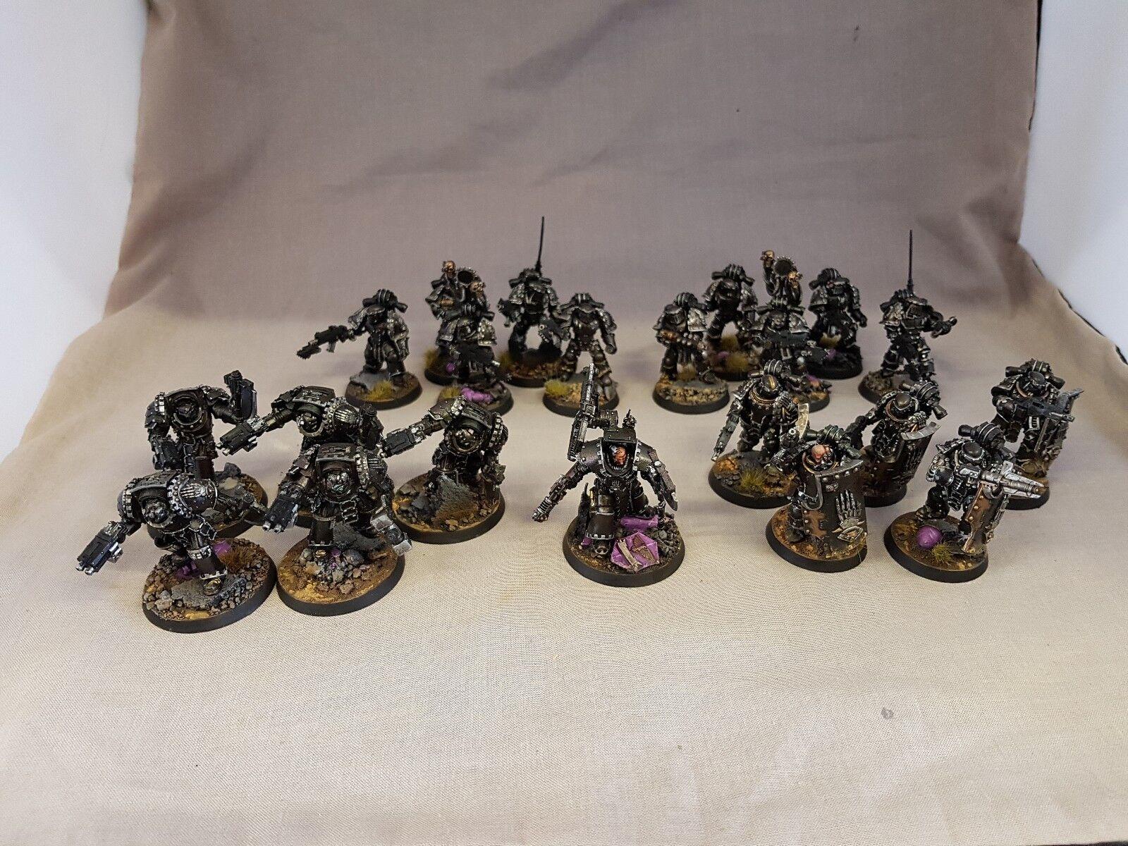 Forgeworld fer Mains Clan brannsar