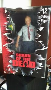 "Shaun Of The Dead - 12"" Action Figure Neca"
