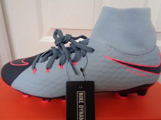 buy popular 8762f 9a95a Nike Hypervenom Phelon 3 DF FG football boots 917764 400 uk 6 eu 40 us 7
