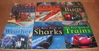 Lot Of 6 The Best Book Of Series Paperback