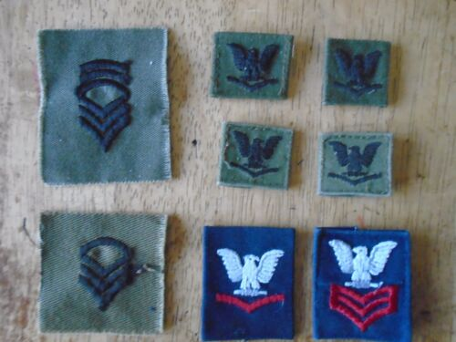Military patches lot of 8