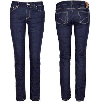Adidas Skinny Jeans Donna Skinny Pantaloni Stretch Pant Jeans A Sigaretta Blu Scuro Xs S M-mostra Il Titolo Originale Promuovi La Produzione Di Fluidi Corporei E Saliva
