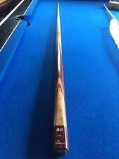 Steve Davies Riley 147 Signature Series Vintage Snooker Cue Made By Dufferin