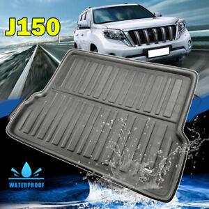 For-Toyota-LandCruiser-Prado-150-2010-2019-Cargo-Boot-Liner-Tray-Trunk-Floor-Mat