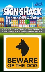 BEWARE-OF-THE-DOG-3-034-Caution-Notice-Sticker-Sign-Window-Garden-Gate-Fence