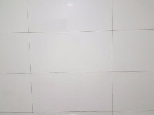 Polished Porcelain Tile 12x24 Rectified Double Loaded Nano Moderni White Off