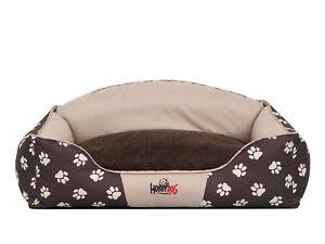 Hobbydog Royal Exclusive - Lit pour chien - Tapis pour canapé pour chien - Xl Beige Crown