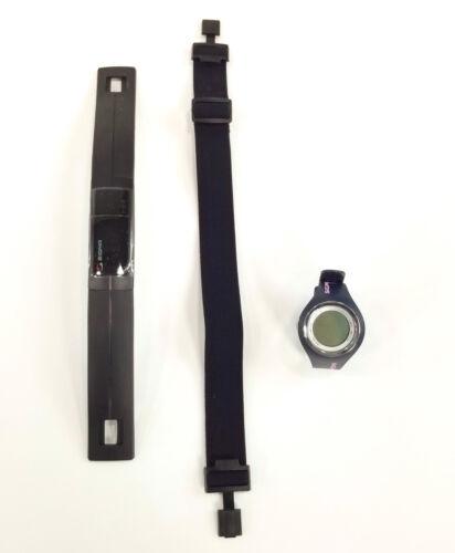 Noir//Rose Sigma Sport PC22.13 moniteur de fréquence cardiaque pour Femmes