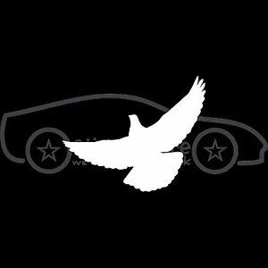 DOVE-Sticker-Peace-Decal-Love-Bird-Fly-Vinyl-Freedom-Symbol-Messenger-Pigeon-V1