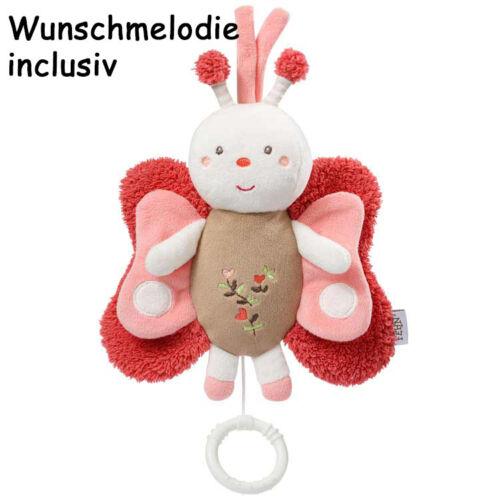 Baby-Spieluhr Schmetterling mit MelodiewahlSpieluhren Shop spielzeug-laedle