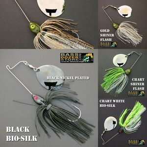 how to fish a spinnerbait for bass