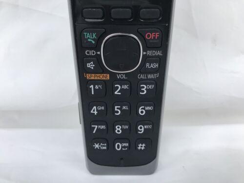 PANASONIC KX-TGA660M DECT 6.0  CORDLESS PHONE HANDSET FOR KX-TG7643 KX-TGA660