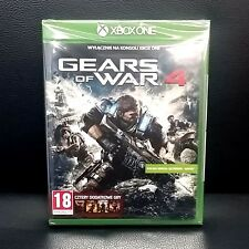 Gears of War 4 Xbox One Game BRAND NEW SEALED (REGION FREE)