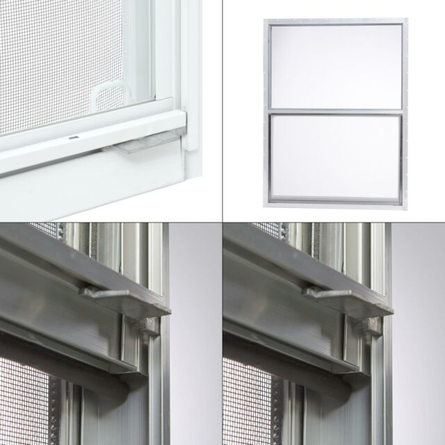 Jalousien Discount 24.30 In X 40 In Mobile Home Single Hung Aluminum Window White Tafco Windows