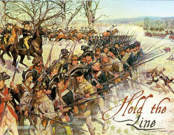 Boardgame  PSC003 - Worthington Games - Hold the Line  The American Revolution  meilleur service