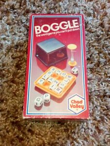 VINTAGE-CHAD-VALLEY-BOGGLE-1976-THE-WORD-GAME-YOU-CAN-039-T-PUT-DOWN-COMPLETE-RARE