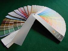 BENJAMIN MOORE PAINT CLASSIC COLORS SAMPLE SWATCH Color Chip FAN DECK