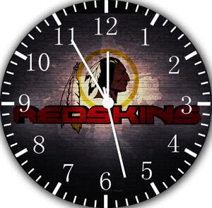 Streng Washington Redskins Frameless Ohne Grenzen Wanduhr Schön Für Gifts Or Dekor E285 Weich Und Leicht Uhren & Schmuck Wanduhren