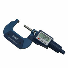 Shahe 25 50mm 0001mm Digital Tube Micrometer With Single Round Head