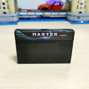 DIY 600 in 1 Master System Game Cartridge for USA EUR Master System Game-With 8G