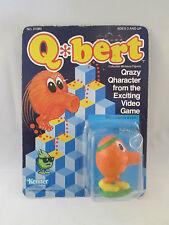 Qross Qountry Q-bert Collectible Miniature Figure - 1983 Mattel Gottieb
