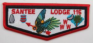 OA-Lodge-116-Santee-S12b-BBL-details-RED-lockstitch-arrowhead-8x12mm-D1674