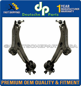 Volvo C70 Front Left /& Right Control Wishbone Arms 5 Point Fit 3 Years Warranty