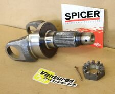 OUTER AXLE SHAFT WITH NUT AND PIN DANA 60 DODGE W2500 W3500 94-99 SPICER
