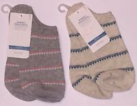 Old Navy Women's Grey Or Tan Striped Tribal Print, One Size