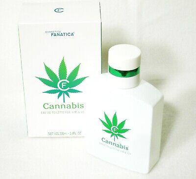 Parfum DamenHerren EdT 100ml Cannabis Green Neu OVP +++Top