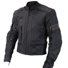 Chaquetas de cuero moto rossi moto cuero chaquetas Biker Chaqueta Racing