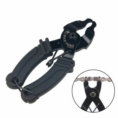 Mountain Bike Bicycle Chain Link Pliers Quick Clamp Removal Repair Maintenance
