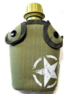 Call-of-Duty-WWII-Water-Canteen-Replica-ACTIVISION-PROMO-BRAND-NEW