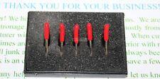 5 Pack 45 Degree Roland Cricut Gcc Cutting Plotter Vinyl Cutter Knife Blades