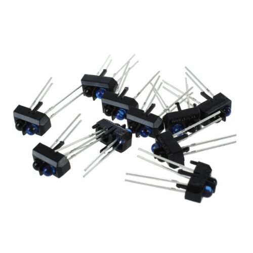 10 x TCRT5000 Infrarot reflektierende Optical Sensor w Transistor Ausgabe R3Q6