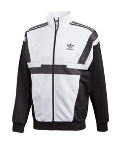 NWT Retro Adidas Original BR8 Track Jacket SZ L NWT