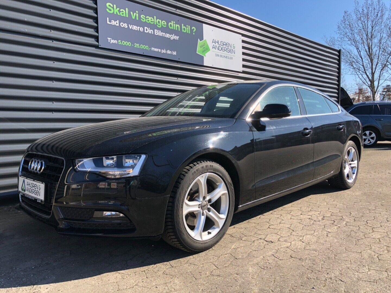 Audi A5 2,0 TDi 150 SB 5d