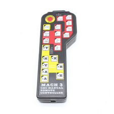 Usb 4 Axis Cnc Engraving Machine Controller Manual Remote Controller Jog Encoder