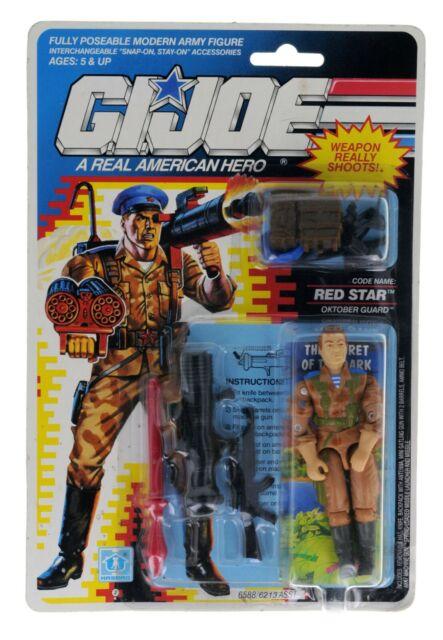 GI Joe g.i Red Star v1 AMMO BELT gun Vtg weapon 1991 accessory