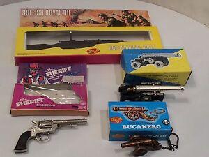 Sonstige Spielzeug/modell Festungskanone Canon Ilavero Bucanero British Royal Rifle Gun Attraktiv Und Langlebig Antikspielzeug