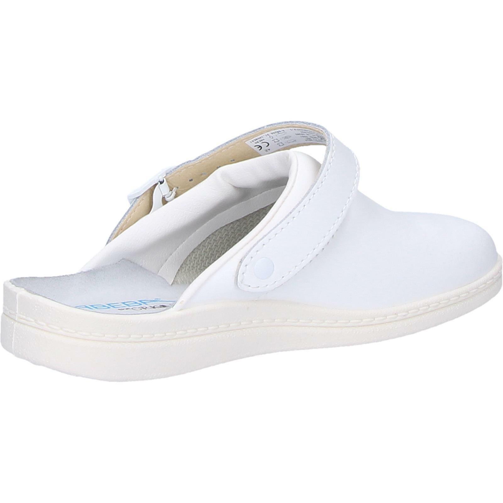 Abeba Abeba Abeba zapatos zapatos profesionales zapatos de trabajo dedos zapatillas projoección blancoooo en20347 talla 37 3895fc