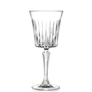 Timeless-Set-6-Calici-Vino-Cristallo-Vetro-RCR