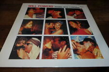 """WILL POWERS - Vinyle Maxi 45 tours / 12"""" !!! KISSING WITH CONFIDENCE !!! FRANCE"""