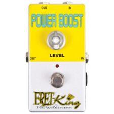 Traste King FKPB Impulsar Guitarra Pedal/Power caja stomp por Trev Wilkinson