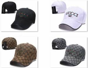 ed2f9700bb Details about NEW ! Men Women Snapback Adjustable Hip-hop Unisex Golf  Baseball Caps hats Canva