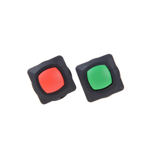 Hot Sale 12V Low Profile Momentary Round Push Button Switch Non Latching ZN
