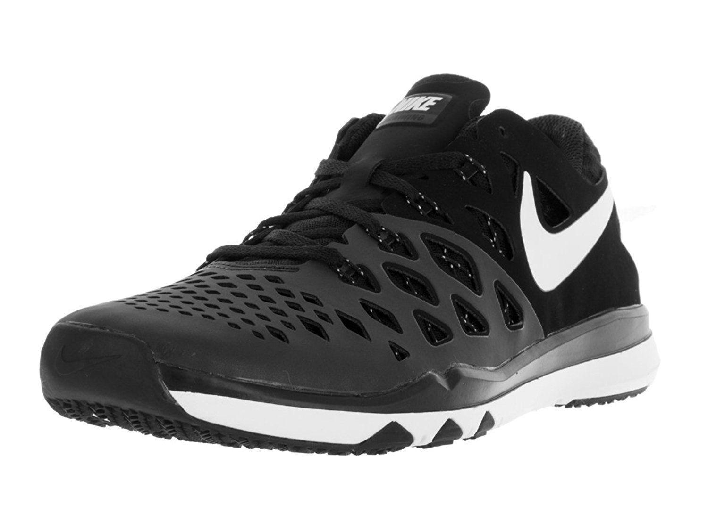 New Nike Train Speed 4 Men's Running Training Shoes Black/White 843937 010