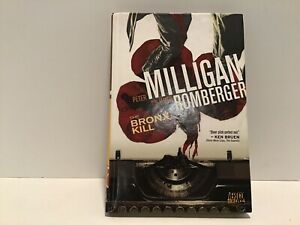 Bronx-Kill-Peter-Milligan-Graphic-Mystery-Crime-Vertigo-Comics-HC