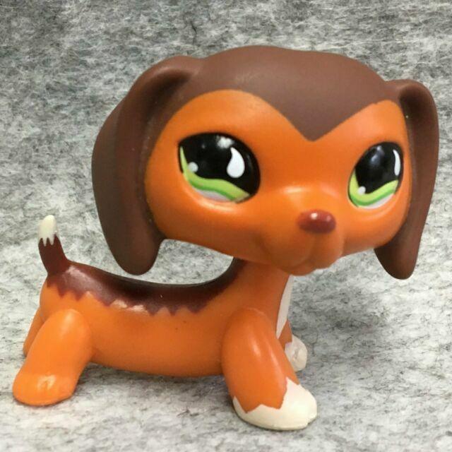Littlest Pet Shop Animals Lps Toy 675 Savannah Savvy Dachshund Dog A For Sale Online Ebay
